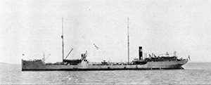 USS Pecos