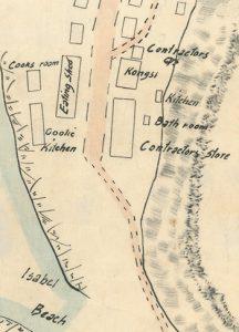 Map showing Kongsi in Settlement