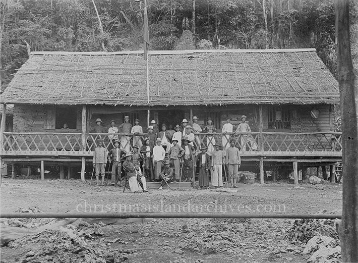First kongsi in Settlement