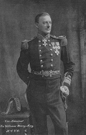 Vic Admiral Sir William Henry May