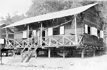Coolie house 1911