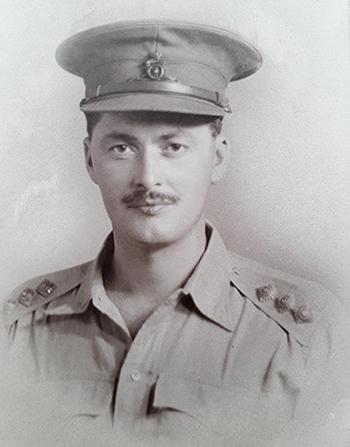 George Kinloch 1941